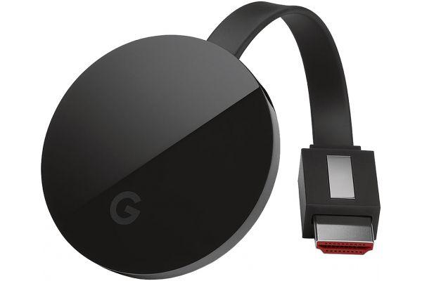 Google Chromecast Ultra Streaming Media Player - GA3A00403A14