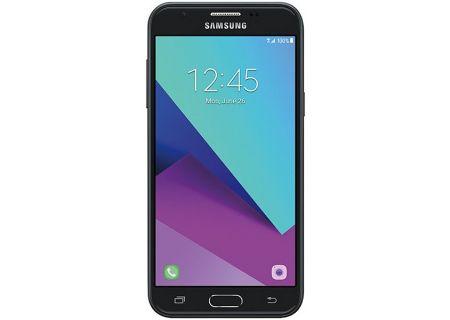 Samsung Galaxy J3 Black 16GB Unlocked US Version GSM Phone - SM-J327UZKAXAA