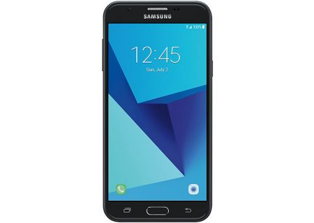 Samsung Galaxy J7 Black 16GB Unlocked US Version GSM Phone - SM-J727UZKAXAA