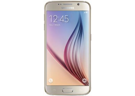 AT&T Wireless - GALAXYS6GLD32GB - Cell Phones