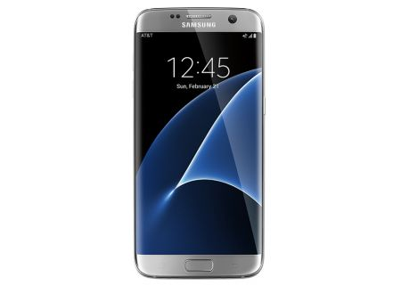 AT&T Wireless - GALAXYS7EDGESIL - Cell Phones