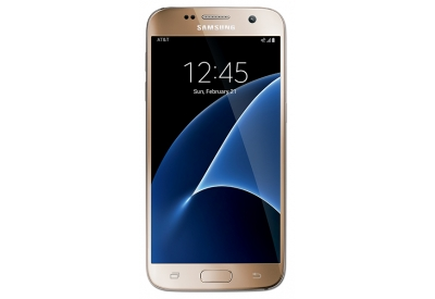 AT&T Wireless - GALAXYS7GLD - Cell Phones