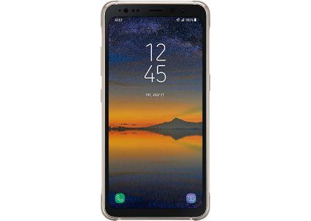 Samsung Galaxy S8 Active Titanium Gold 64GB Wireless Cellular Phone - GALAXYS8ACTIVE GOLD & 6139B