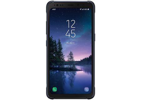 Samsung Galaxy S8 Active Meteor Gray 64GB Wireless Cellular Phone - GALAXYS8ACTIVE GRAY & 6140B