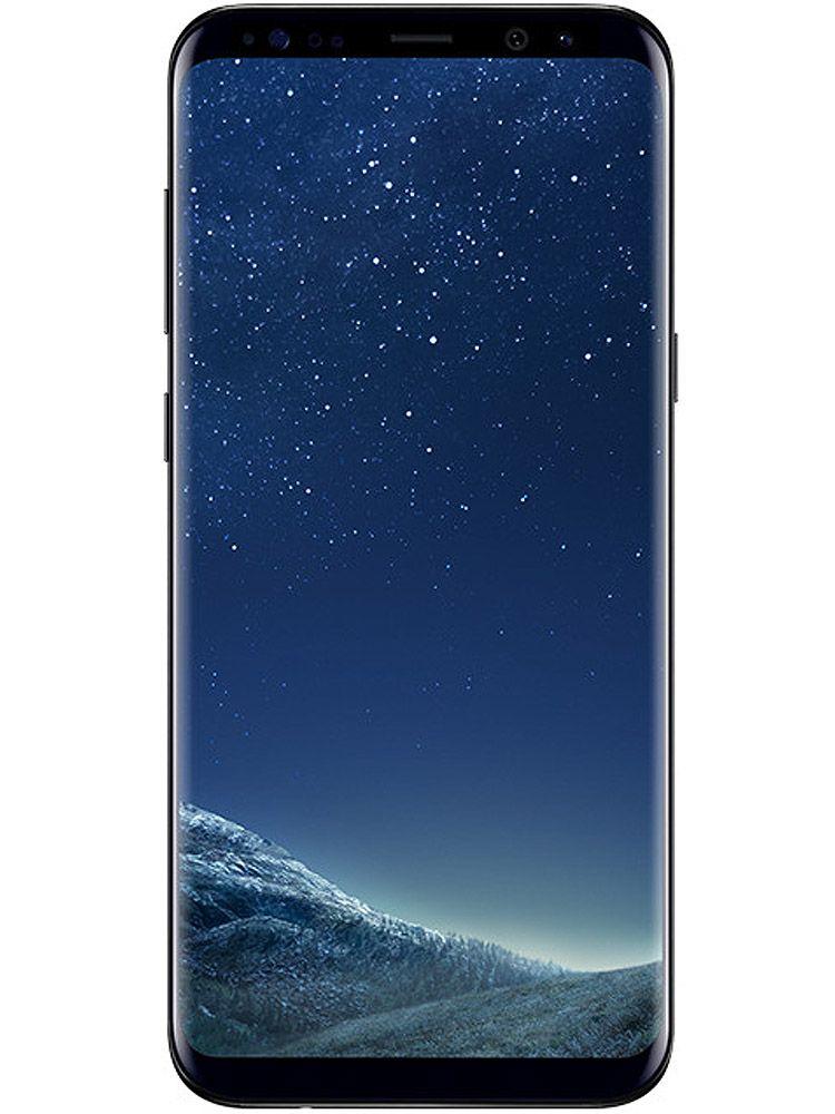 76e9be4c2418 Samsung Galaxy S8+ Midnight Black 64GB Wireless Cellular Phone -  GALAXYS8PLUS-BK   6034B