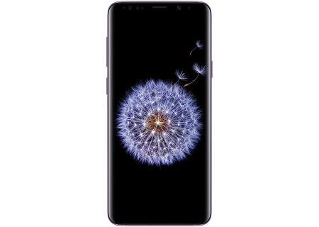 Samsung Galaxy S9+ Lilac Purple 64GB Wireless Cellular Phone - GALAXYS9PLUSPURPLE & 6411B