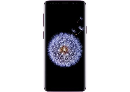 AT&T Wireless - GALAXYS9PURPLE &  6414B - Cell Phones