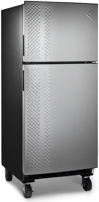 Whirlpool 30 Garage Top Freezer Refrigerator GARF19XXYK