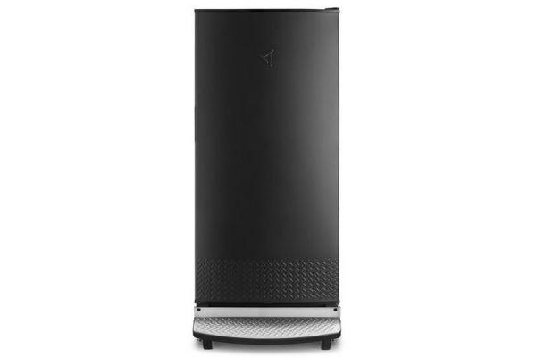 Large image of Gladiator 17.8 Cu. Ft. Black All Refrigerator - GARF30FDGB