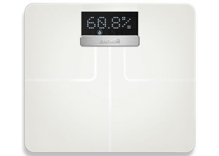 Garmin White Index Smart Scale - 010-01591-01