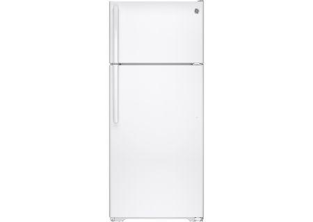 GE White Top Freezer Refrigerator - GAS18PGJWW