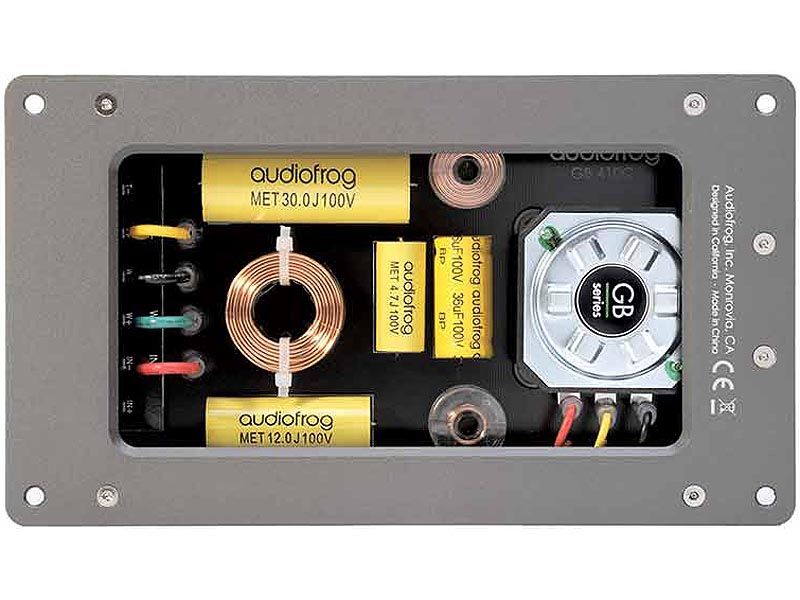 Audiofrog Gb Series Passive Crossover Network Gb410c