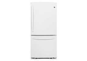 GE - GBE20ETEWW - Bottom Freezer Refrigerators