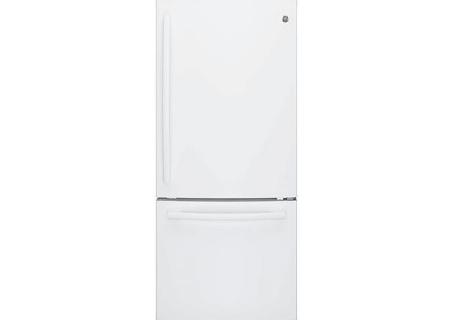 GE - GBE21DGKWW - Bottom Freezer Refrigerators