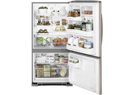 GE - GBSL0HCXRLS - Bottom Freezer Refrigerators