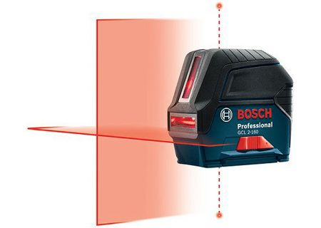 Bosch Tools - GCL 2-160 - Lasers & Measuring Instruments