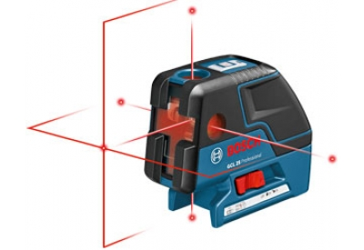 Bosch Tools - GCL 25 - Lasers & Measuring Instruments