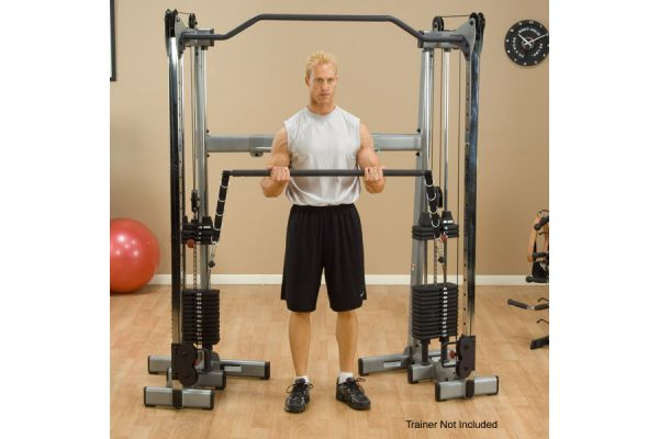 Large image of Body-Solid GDCC Trainer Bar Attachment - GDCCBAR