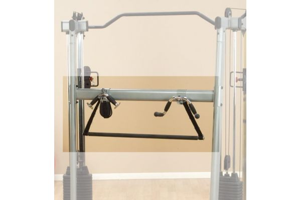 Large image of Body-Solid GDCC Accessory Rack  - GDCCRACK