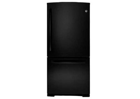 GE - GDE20ETEBB - Bottom Freezer Refrigerators