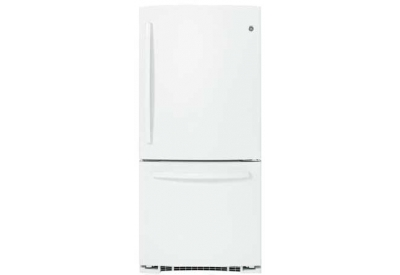 GE - GDE20ETEWW - Bottom Freezer Refrigerators