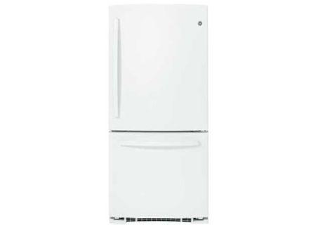 GE - GDE20ETEWW - Bottom Freezer Refrigerators