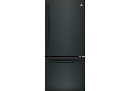 GE - GDE21EGKBB - Bottom Freezer Refrigerators