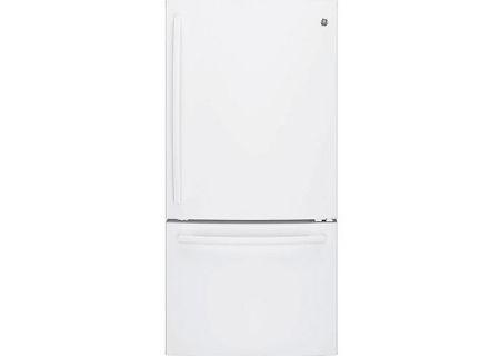 GE - GDE25EGKWW - Bottom Freezer Refrigerators