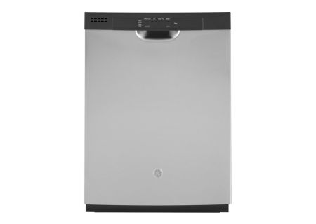 "GE Stainless Steel 24"" Built-In Dishwasher - GDF510PSMSS"