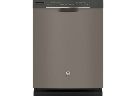 "GE 24"" Slate Built-In Dishwasher - GDF520PMJES"