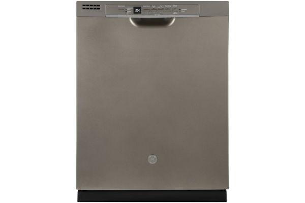"""Large image of GE Slate 24"""" Built-In Dishwasher - GDF530PMMES"""