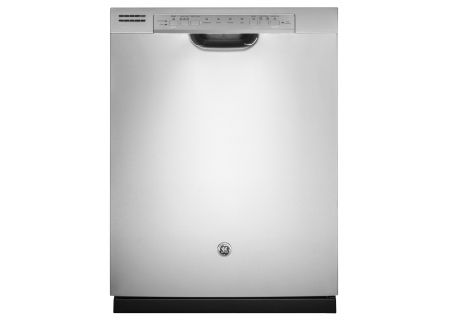 """GE 24"""" Stainless Steel Built-In Dishwasher - GDF570SSJSS"""
