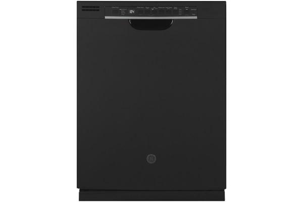 "GE Black 24"" Built-In Dishwasher - GDF630PGMBB"