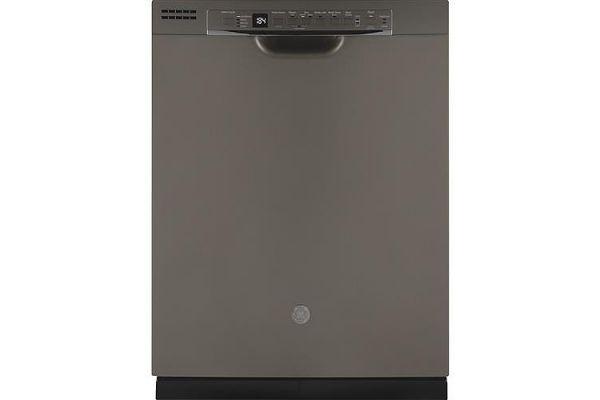 Large image of GE Slate Built-In Dishwasher - GDF630PMMES