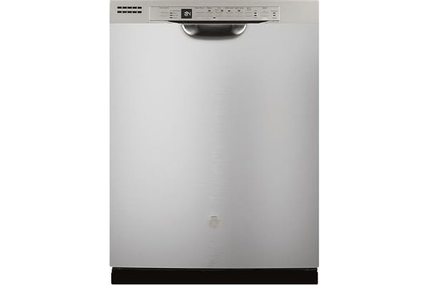 GE Stainless Steel Built-In Dishwasher - GDF630PSMSS