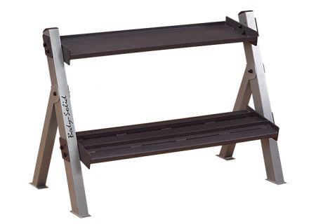 Body-Solid Dual Dumbbell & Kettlebell Rack  - GDKR100