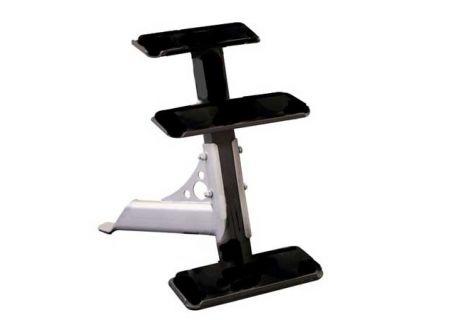 Body-Solid 3-Pair Kettlebell Rack - GDKR50