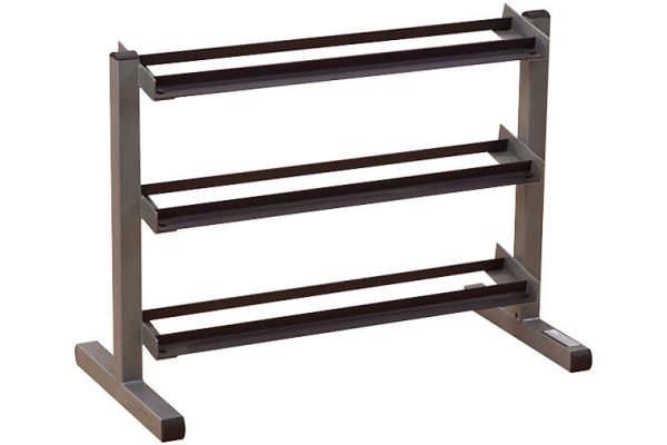 Large image of Body-Solid 3 Tier Dumbbell Rack - GDR363