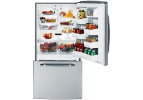 GE - GDSL3KCYRLS - Bottom Freezer Refrigerators