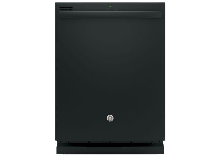 "GE 24"" Black Built-In Dishwasher - GDT545PGJBB"