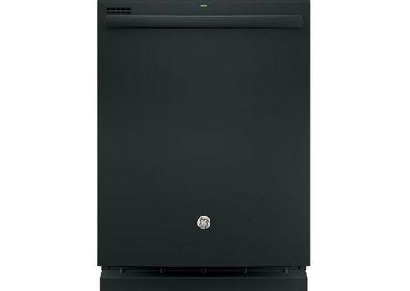 """GE 24"""" Black Built-In Dishwasher - GDT635HGJBB"""