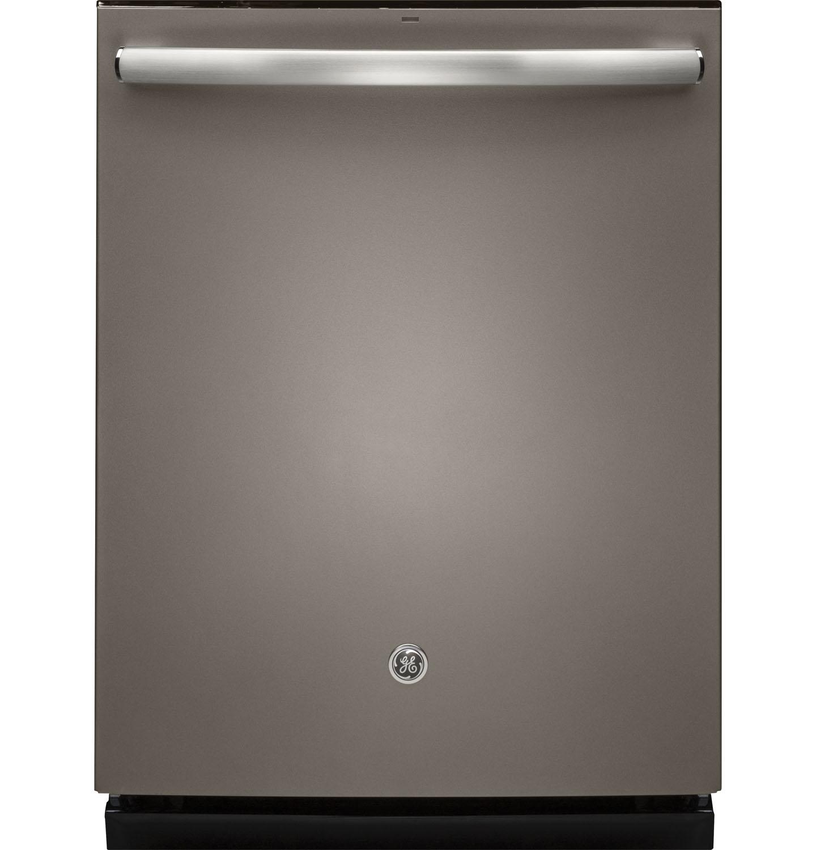Ge 24 Quot Slate Built In Dishwasher Gdt655smjes