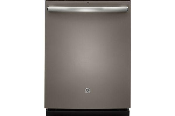 """GE 24"""" Slate Built-In Dishwasher - GDT655SMJES"""