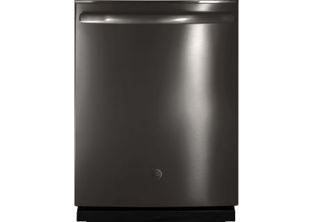 "GE 24"" Black Stainless Built-In Dishwasher - GDT695SBLTS"