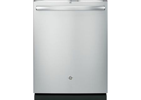 "GE 24"" Stainless Steel Built-In Dishwasher - GDT695SSJSS"
