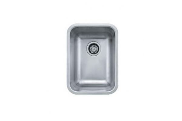 Large image of Franke Grande Stainless Steel Single Bowl Kitchen Sink - GDX11012