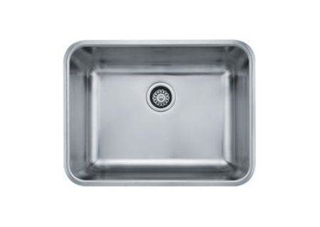 Franke 23 Quot Undermount Stainless Steel Sink Gdx11023