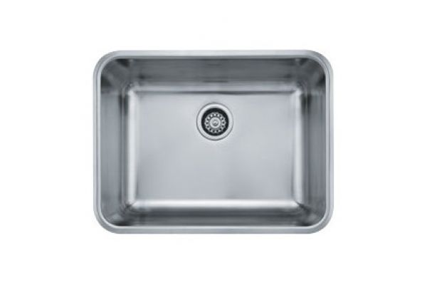 """Large image of Franke 23"""" Undermount Stainless Steel Sink - GDX11023"""