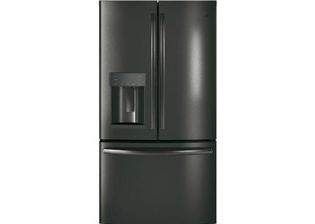 GE - GFD28GBLTS - French Door Refrigerators