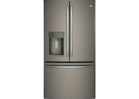 GE - GFD28GMLES - French Door Refrigerators